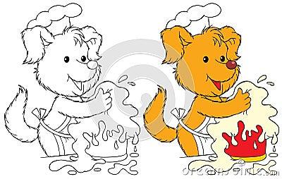 Dog Cook