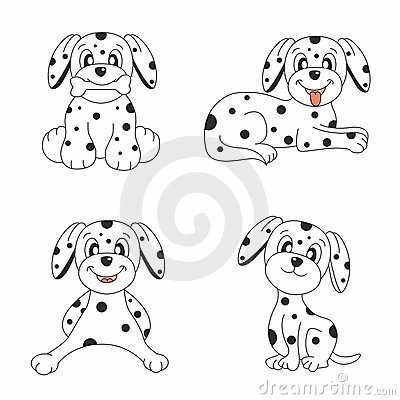 Dog design set
