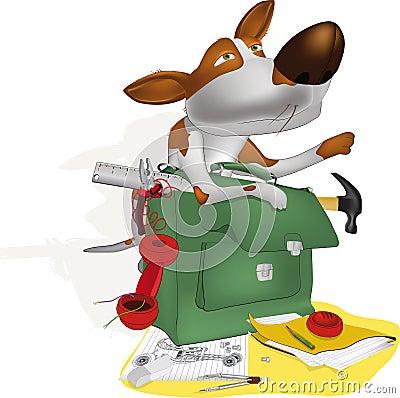 Dog the engineer