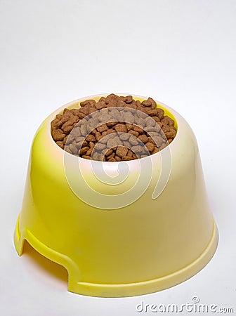 Free Dog Food Stock Images - 3740754