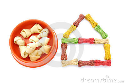 Animal treats for dogs