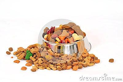 Dog Food Pet Bowl Royalty Free Stock Photo Image 18102005