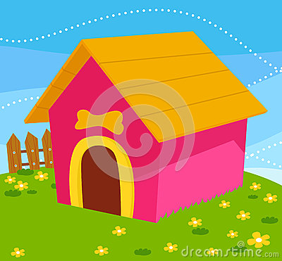 Cartoon Dog House With Dog Dog-house-24737725.jpg: imgarcade.com/1/cartoon-dog-house-with-dog