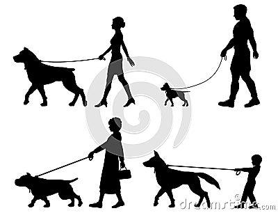 Dog owner variety