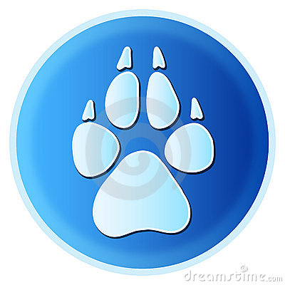Free Dog Paw Print Royalty Free Stock Image - 17912306