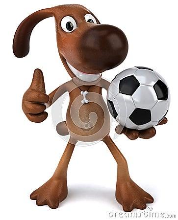footballdog
