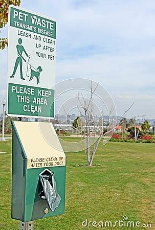 Dog Poop Bag