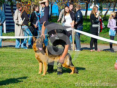 Dog show Editorial Photography