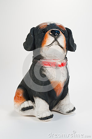 Free Dog Statue Stock Photos - 25418913