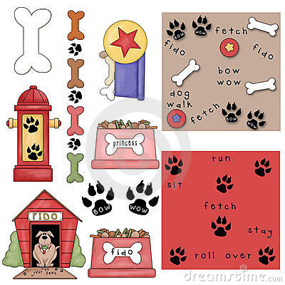 Dog Themed Graphics