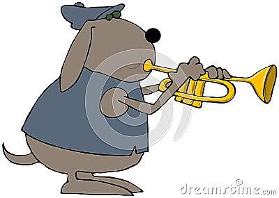 Dog Trumpeter