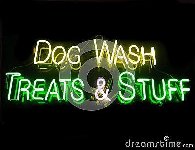 Dog Wash Treats & Stuff