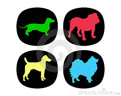 Dogbuttons