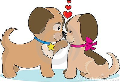 Dogs in Love