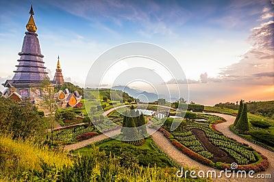 Doi Inthanon, Chiang Mai, Northern of Thailand