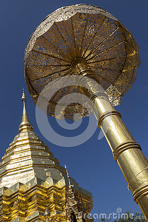 Doi Suthep Buddhist Temple - Chiang Mai - Thailand