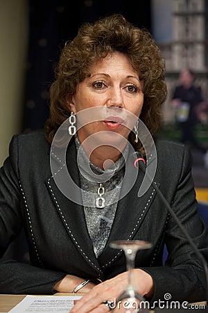 Doina Melinte Editorial Stock Photo
