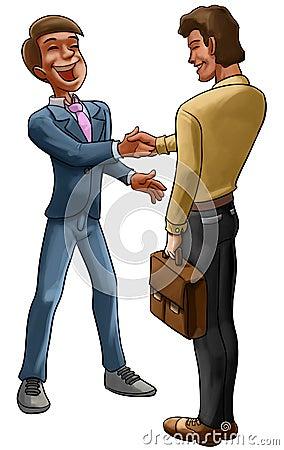 Doing a deal