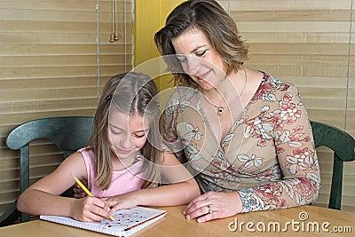 Doing Homework Together 3