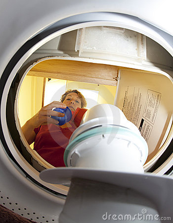 Doing Laundry Stock Photography - Image: 20505592