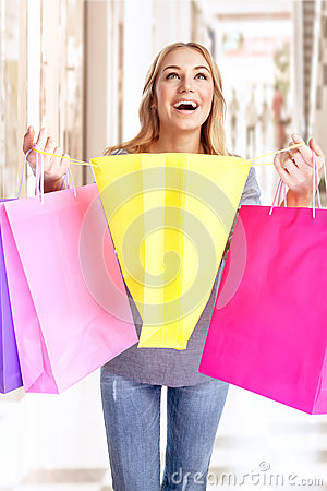 Free Doing Purchase Stock Image - 38587271
