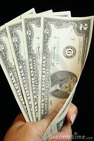Dois dólares Bill