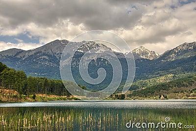 Doksa Lake Korinthia Hellas