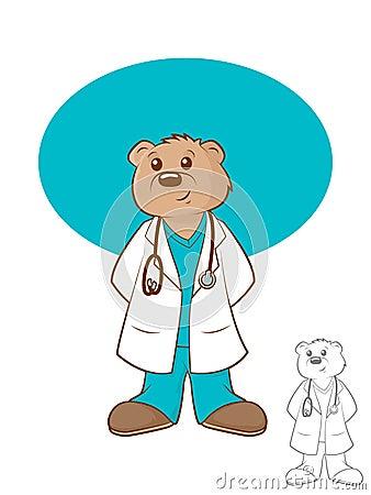 Doktorski niedźwiedź