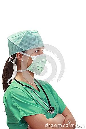 Doktorskvinnlig