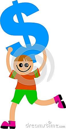 Dolarowy dzieciak