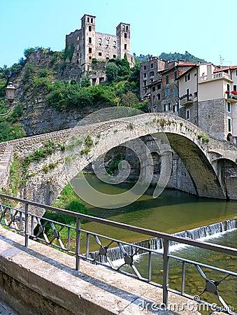 Free DolceAqua Bridge Stock Photography - 15865082