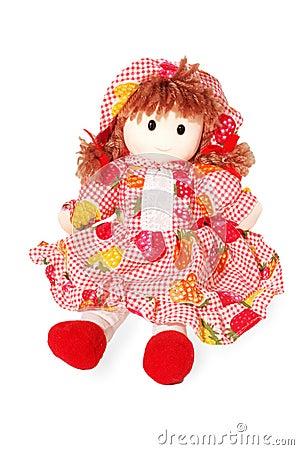 Free Doll Royalty Free Stock Photo - 17804415