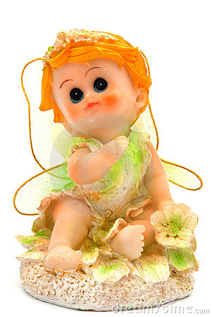 Free Doll Angel Royalty Free Stock Photos - 14773848