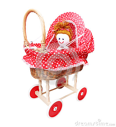 Free Doll S Trolley Stock Images - 50318844