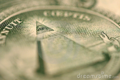 Dollar Bill Detail Macro