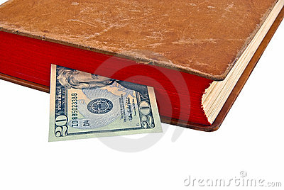 Dollar in the book