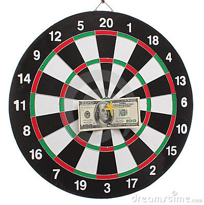 Dollar on bulls eye