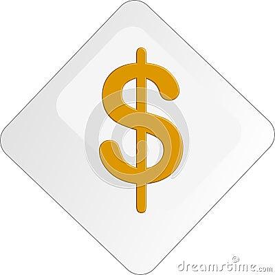 Dollar Button