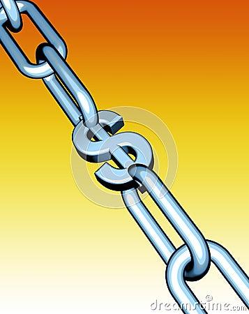 Dollar chain