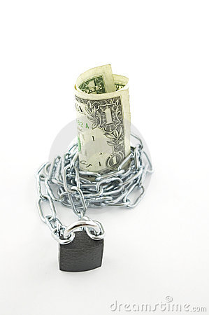 Dollar chained