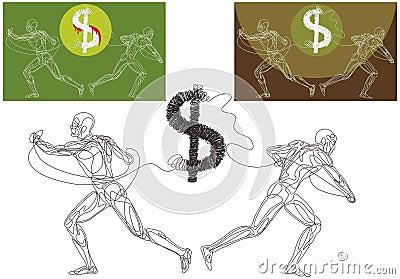 Dollar in crisis