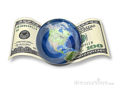 Dollar - the currency of the world!