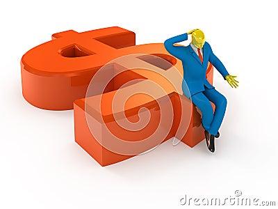 Dollar default crisis