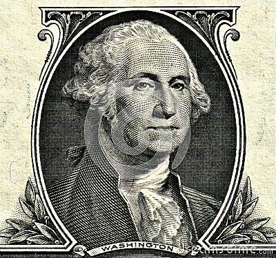 Free Dollar Detail Royalty Free Stock Photos - 9776428