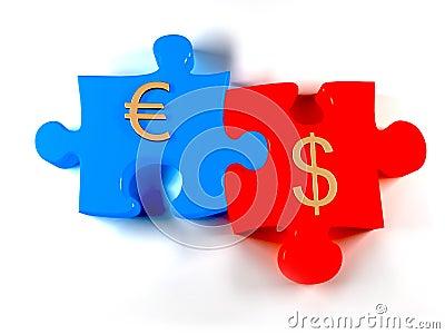 Dollar & Euro Puzzles