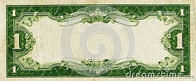 Dollar frame
