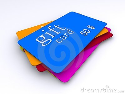 Dollar gift cards