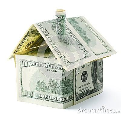 Free Dollar House Stock Photo - 13026560