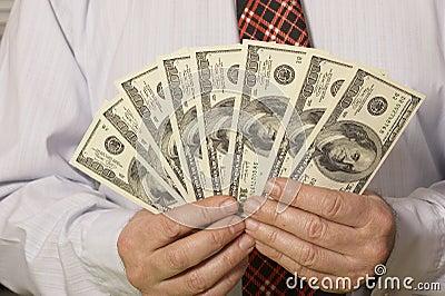 Dollar hundra