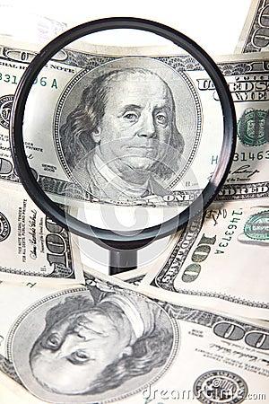 Dollar hundra en zoom